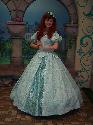 Princess fantasia Faire- Ariel