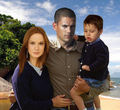 Prison Break - Finale - Michael, Sara and MJ