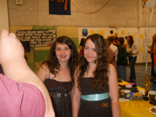 Renesmee and Kendellie