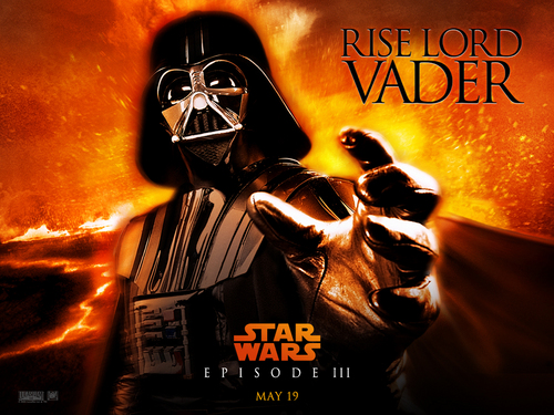 Rise Lord Vader - darth-vader Wallpaper