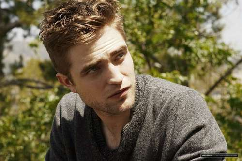 Robert Pattinson 'TV Week' Magazine Outtakes