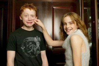 रमिअनी - 10.11.02: Harry Potter and The Chamber Of Secrets New York Press Conference