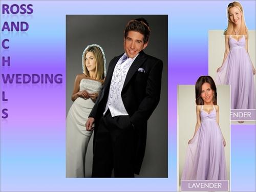 Ross and Rachels Wedding