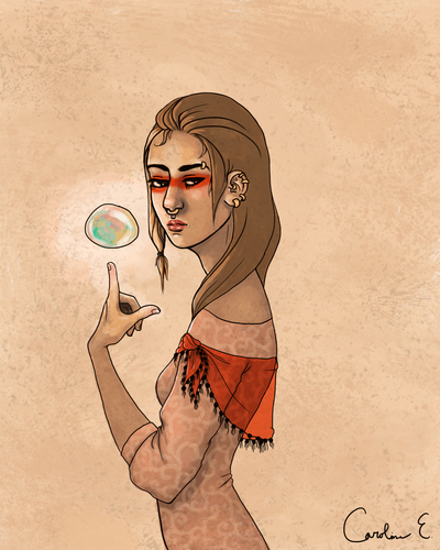 Sahiba - random-role-playing Fan Art