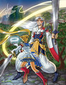 Sailor Moon Vs Sesshomaru - anime-vs-anime photo