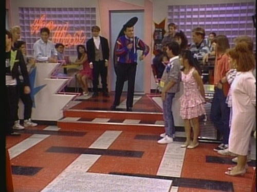 Saved by the Bell wallpaper titled Saved by the Bell - Dancing to the Max - 1.01