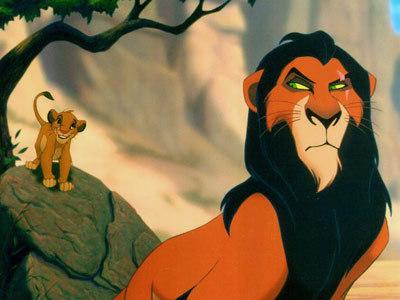 cattivi Disney wallpaper entitled Scar