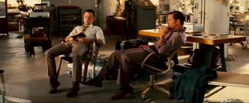 Scenes from Inception