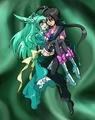 Shun and Phoenix