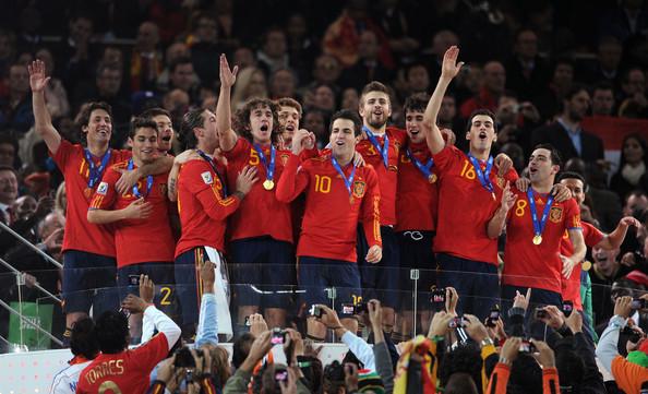 Spain VS Netherlands
