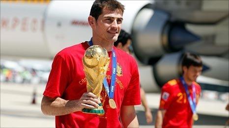 Spain National Football Team wallpaper called Spain - World Cup Winners