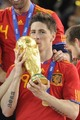 Spain World Cup winners 2010 [Reina and Torres] - liverpool-fc photo