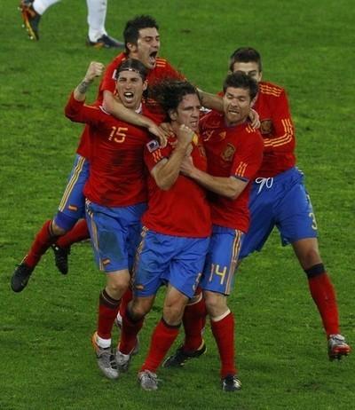 Spain finalist
