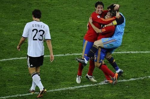 Spain National Football Team wallpaper titled Spain vs Germany
