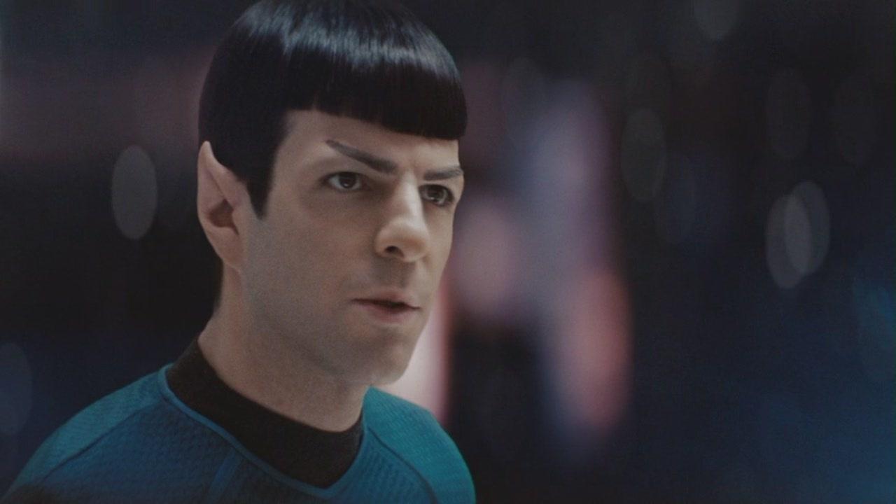 étoile, star Trek XI