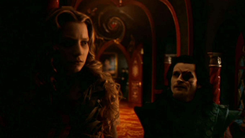 Stayne, The Knave Of Hearts in Tim Burton's 'Alice In Wonderland'