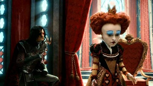 Ilosovic Stayne, Knave Of Hearts wallpaper titled Stayne, The Knave Of Hearts in Tim Burton's 'Alice In Wonderland'