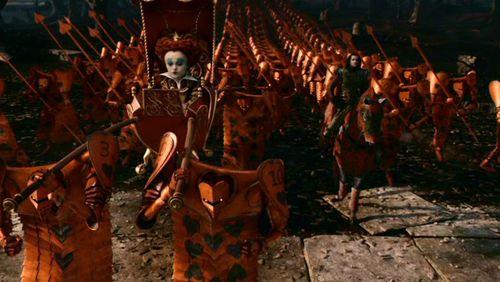 Ilosovic Stayne, Knave Of Hearts wallpaper called Stayne, The Knave Of Hearts in Tim Burton's 'Alice In Wonderland'