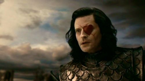 Ilosovic Stayne, Knave Of Hearts 壁纸 called Stayne, The Knave Of Hearts in Tim Burton's 'Alice In Wonderland'