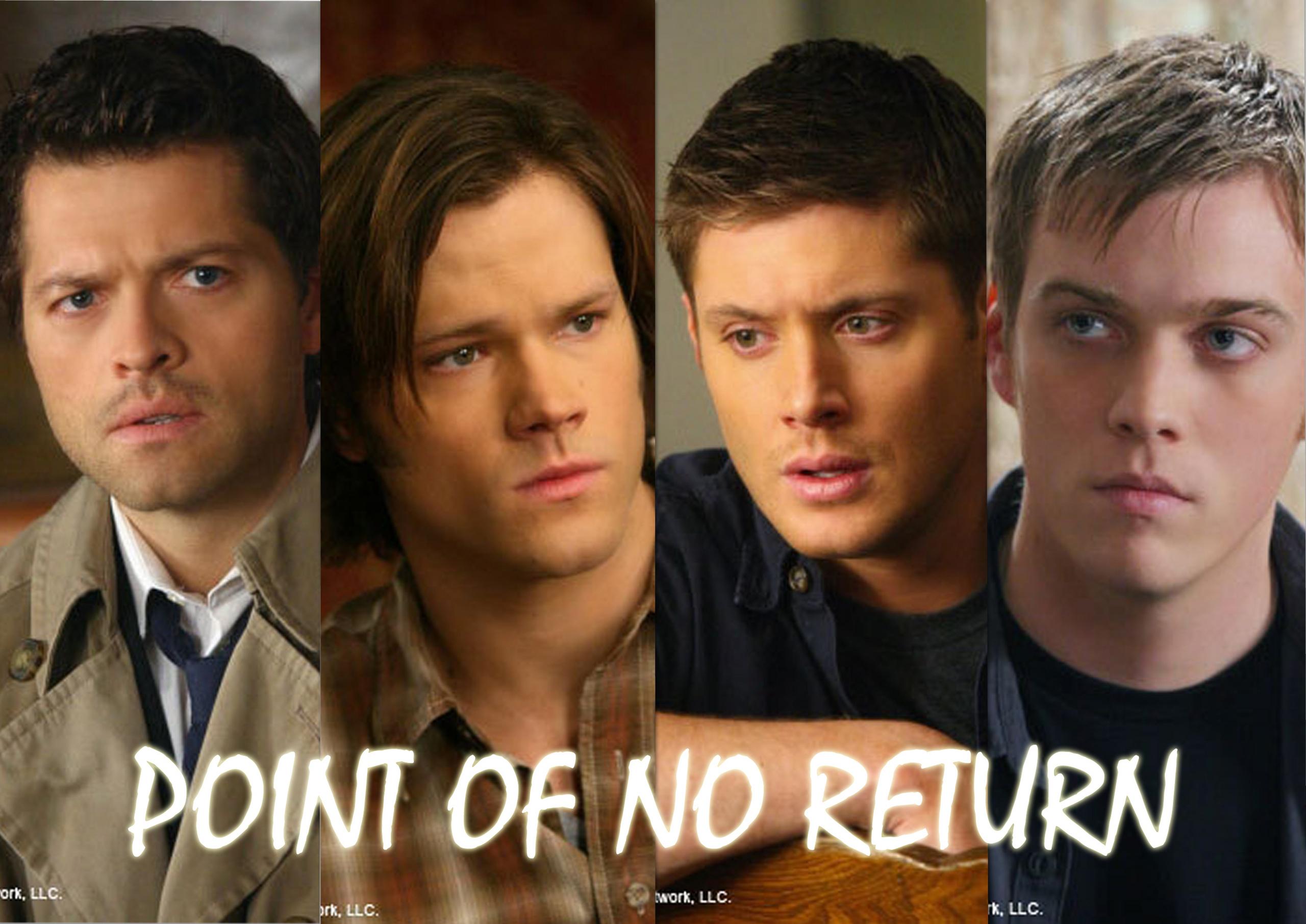 Supernatural boys<3