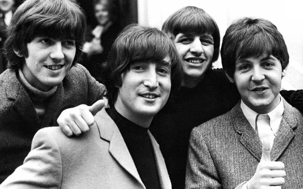 The Beatles Wallpaper (13783799)