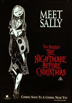 Tim برٹن پیپر وال called The Nightmare Before Christmas