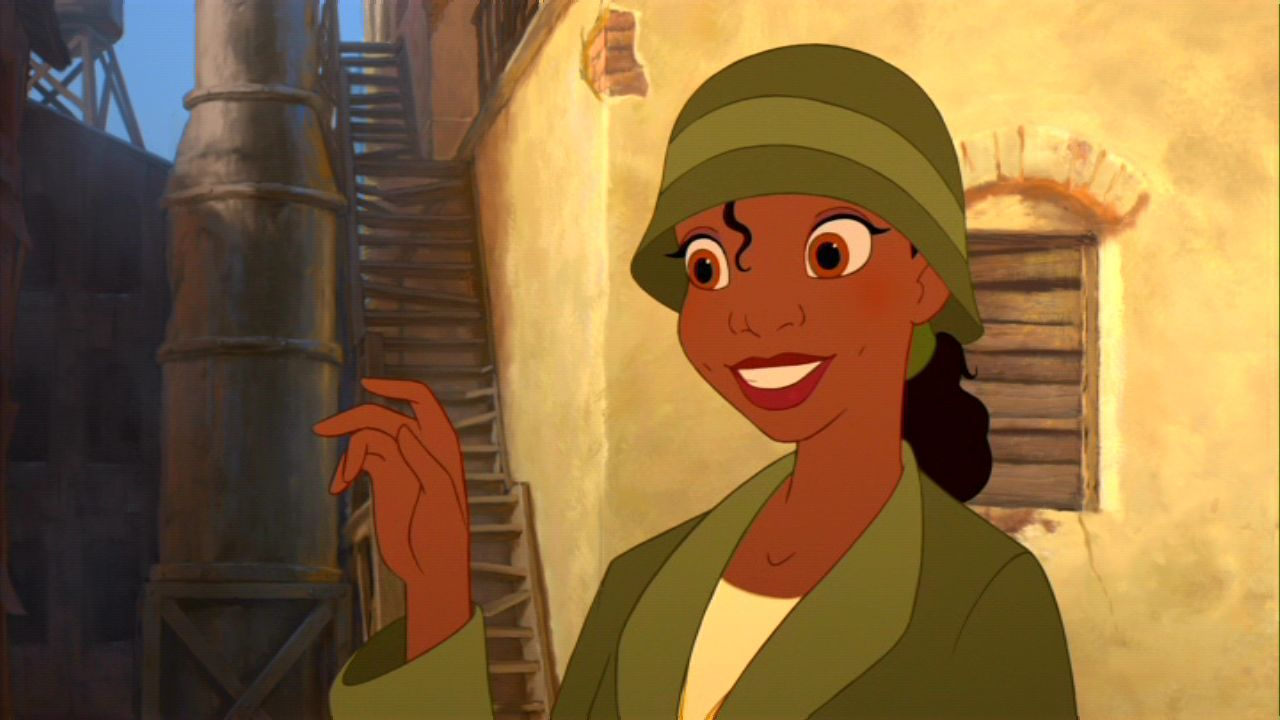 Tiana-The Princess and the Frog - Disney Princess Image ...