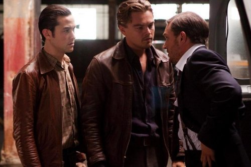 Tom Hardy Scenes from Inception