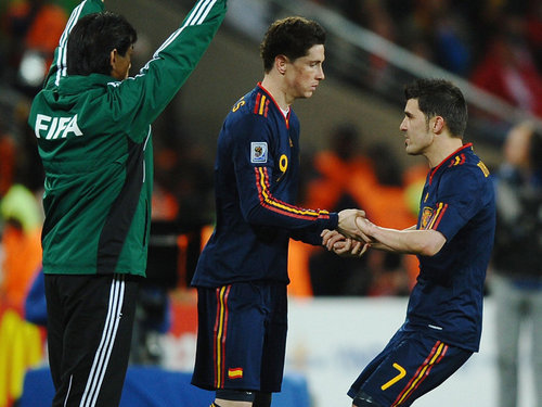 Torres vs Holland