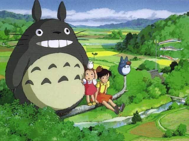 the random creatures of anime images totoro wallpaper and background