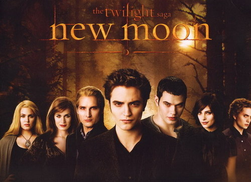 Twilight-new moon!!!