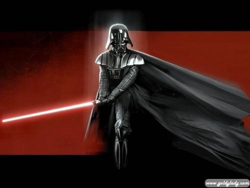 Vader 바탕화면