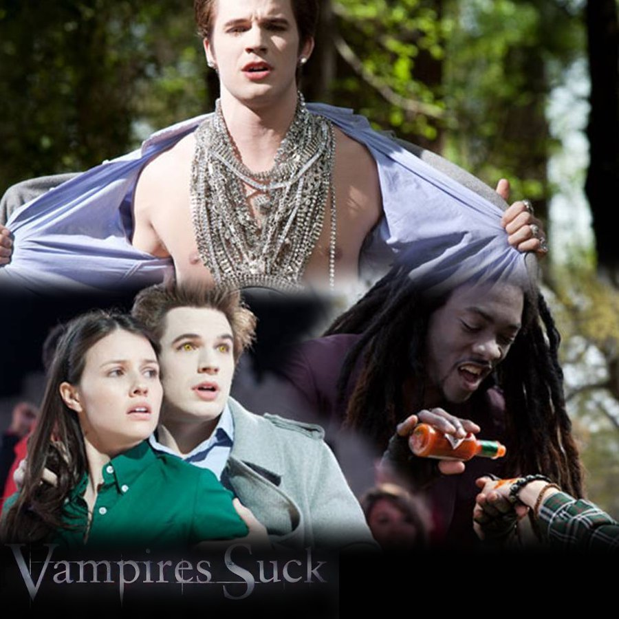 Vampiers suck