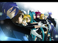 Vocaloid - vocaloids wallpaper