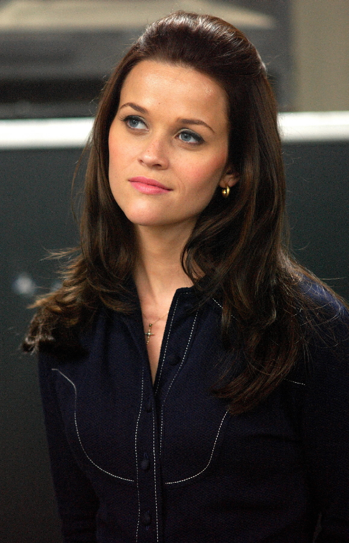 Walk the Line- movie stills - Walk The Line Photo ... Reese Witherspoon Brown Hair