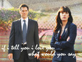 Wallpaper Hotch and Prentiss