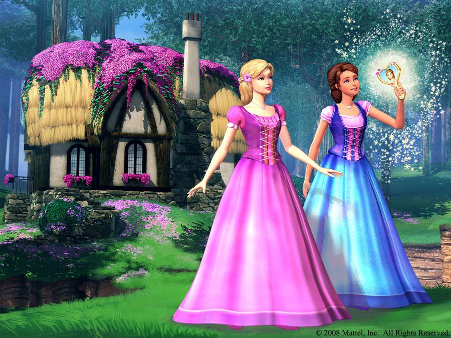 fotos de barbie y las doce princesas: