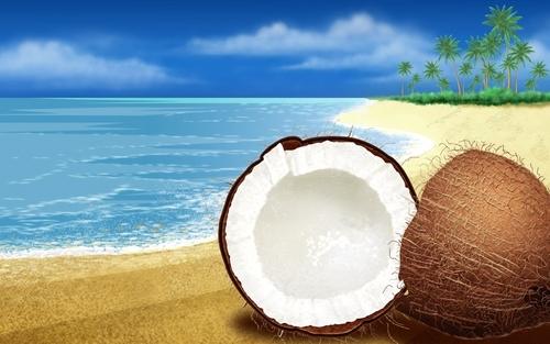 Yummy, Yummy Coconut