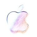 apple logo - apple fan art