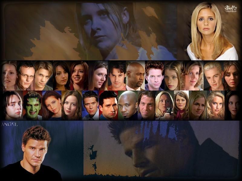 Buffy the Vampire Slayer (TV Series 1997–2003) - Full Cast ...