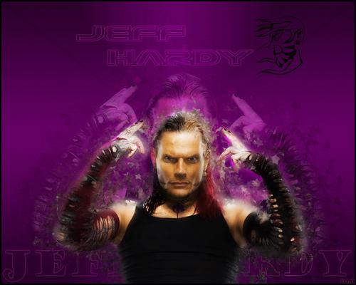 Jeff Hardy वॉलपेपर called jeff