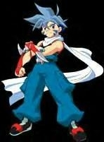 kai in Beyblade 2000