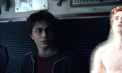 Harry Potter Vs. Twilight wallpaper called lolwut