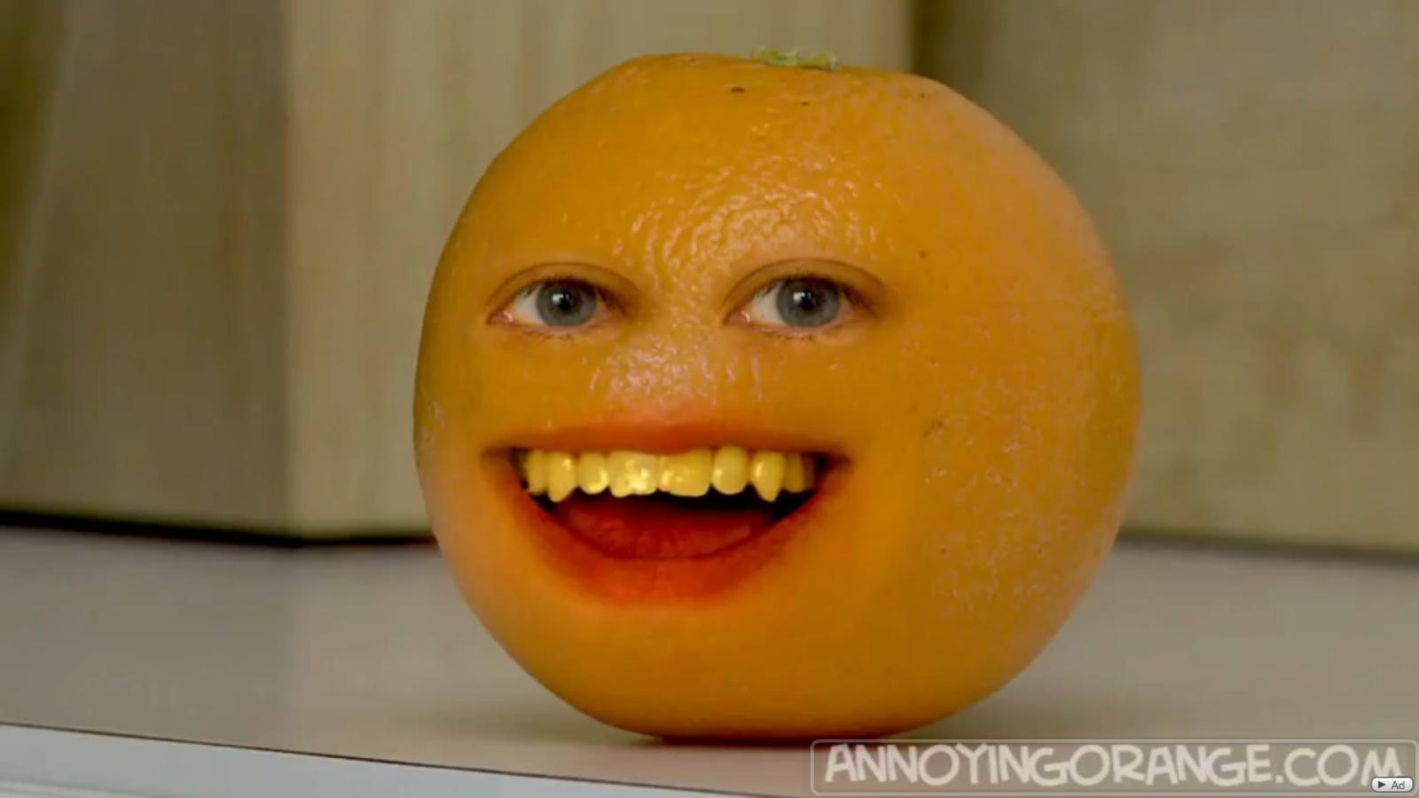Angry Grandpa Face >> The Annoying Orange images orange HD wallpaper and background photos (13735938)