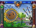 plant s. zombies scene  - plants-vs-zombies photo