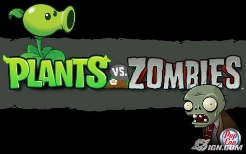 plant s. zombies scene
