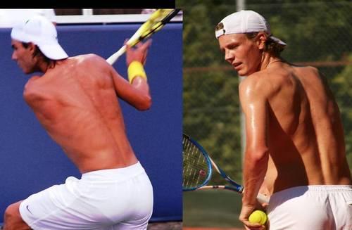 rafa vs tomas body