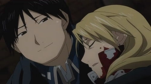 full metal alchemist couples wolpeyper entitled roy X riza