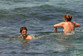 sea federer mirka - roger-federer photo