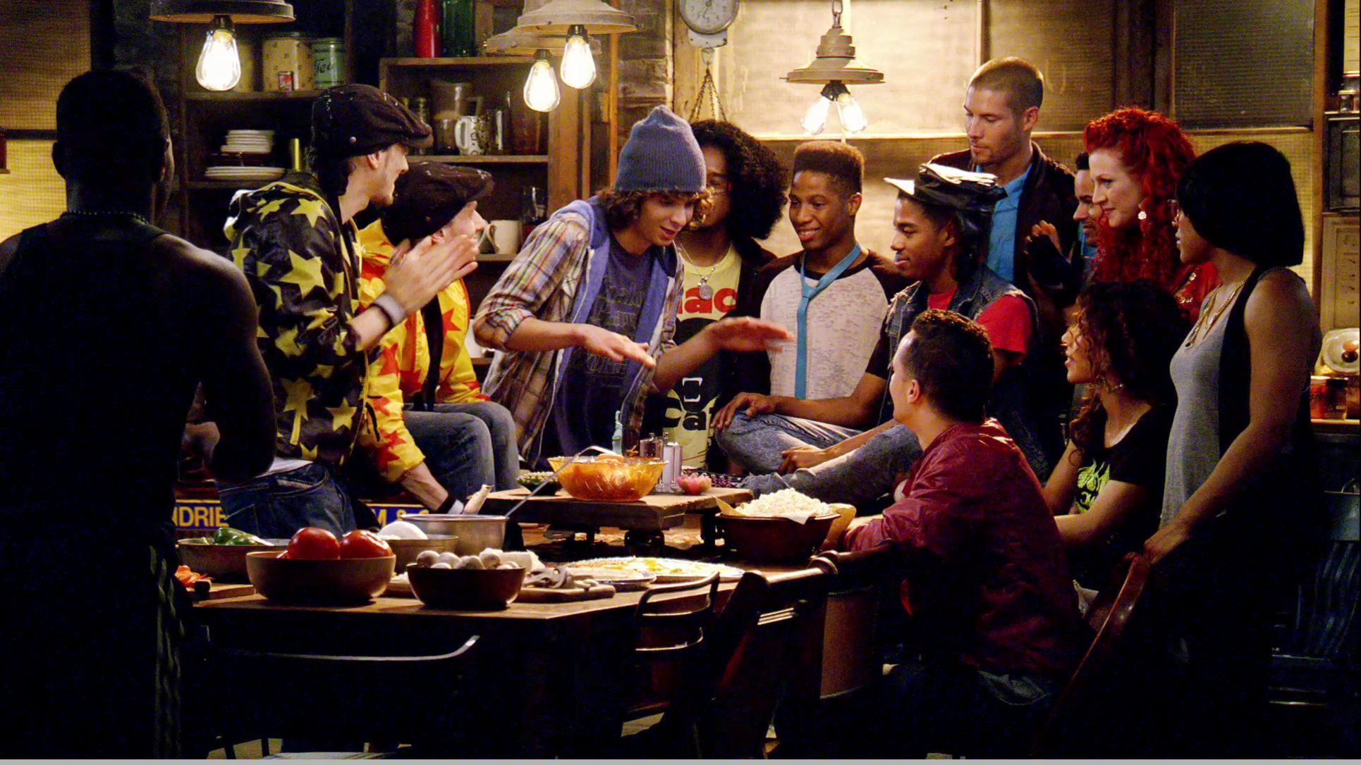 step up 3 first round red hook soundtrack Step up 3d (2010) goofs on imdb: moose and camille win a round by using the clue about their 5th grade teacher when the winner of the red hook battle is.